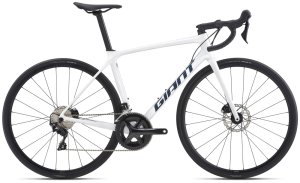 GIANT TCR Advanced 2 Disc ML white