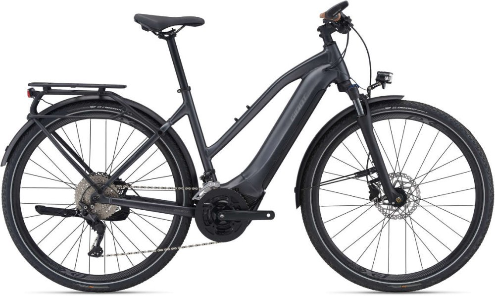 GIANT Explore E+ 1 625Wh STA S gunmetal black matt-gloss