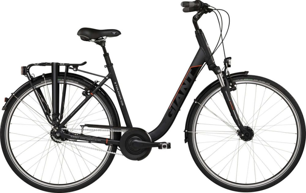 GIANT Tourer LDS S charcoal black