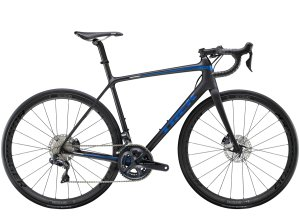 Trek Émonda SL 7 Disc 58 Matte Black/Gloss Blue