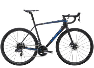 Trek Émonda SL 7 Disc eTap 60 Matte Black/Gloss Blue