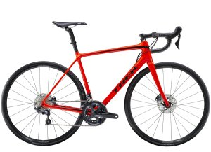 Trek Émonda SL 6 Disc 56 Radioactive Red/Black