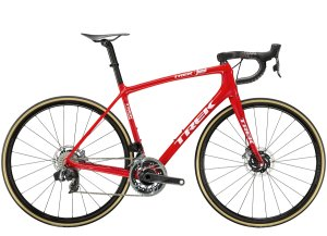 Trek Émonda SLR 9 Disc eTap 62 Viper Red/Trek White