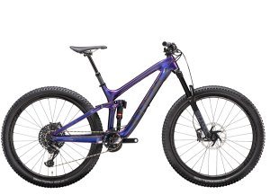 Trek Slash 9.9 L Gloss Purple Phaze/Matte Raw Carbon