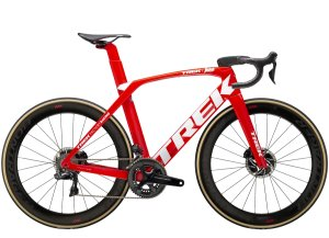 Trek Madone SLR 9 Disc 58 Viper Red/Trek White