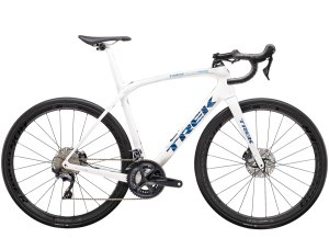 Trek Domane SLR 6 58 Voodoo Trek White/Blue