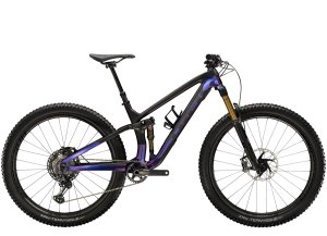 Trek Fuel EX 9.9 XTR S (27.5  wheel) Gloss Purple Phaze/Matte Raw Carbon""