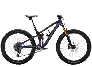 Trek Fuel EX 9.9 X01 AXS ML (29  wheel) Gloss Purple Phaze/Matte Raw Carbon