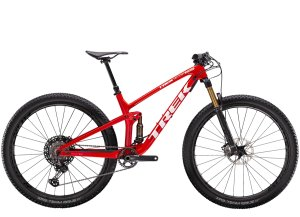 Trek Top Fuel 9.9 XTR S Viper Red